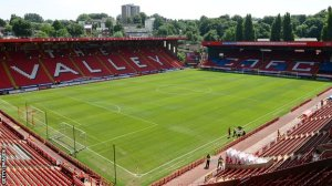"Although it may be an ""Asset of Community Value"" I fear that the valley will one day be deserted by Charlton Athletic again and replaced with flats"