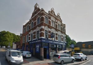 Incredibly, a developer wants to knock down this old Gin Palace in Charlton and replace it...