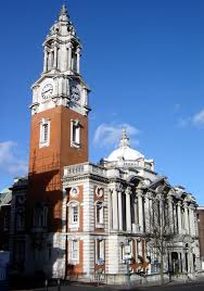 Woolwich Town Hall: still one of my favourite buildings despite my mixed memories of what went on there