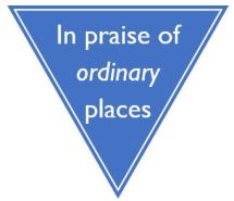 In praise of ordinary places logo