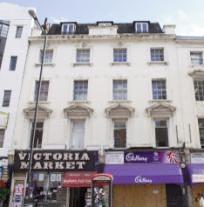 Victoria Street demolition